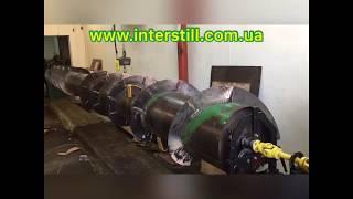 Капитальный ремонт жатки John Deere 7500 мм