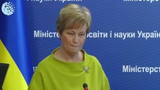 Мажена Драб. Нова українська школа.
