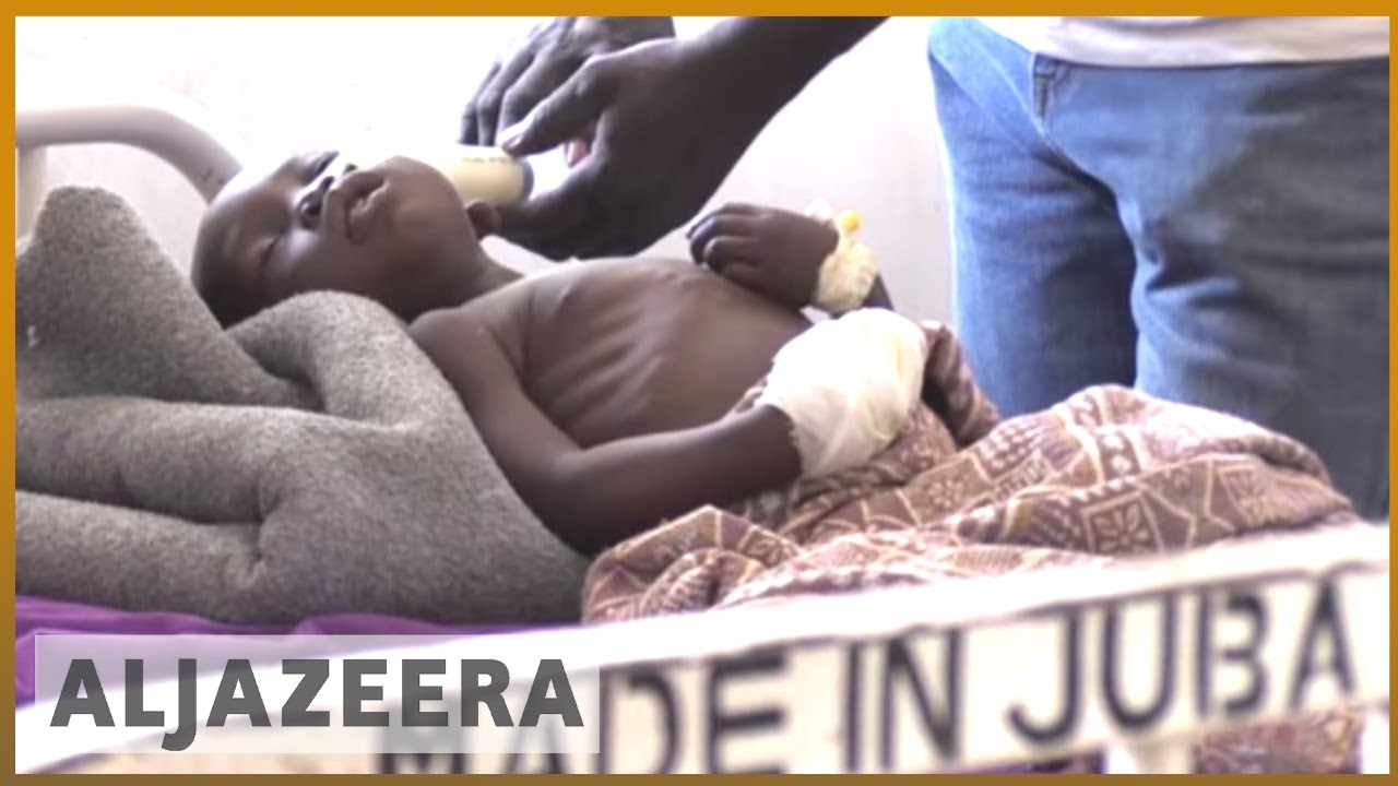 🇸🇸 Millions in South Sudan surviving on food aid l Al Jazeera English