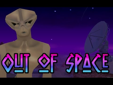 """GTA SA - """"Out of Space"""" Movie 