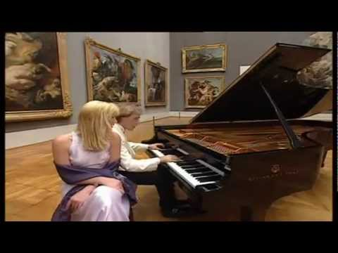Claudia Jung & Richard Clayderman  Je taime mon amour!