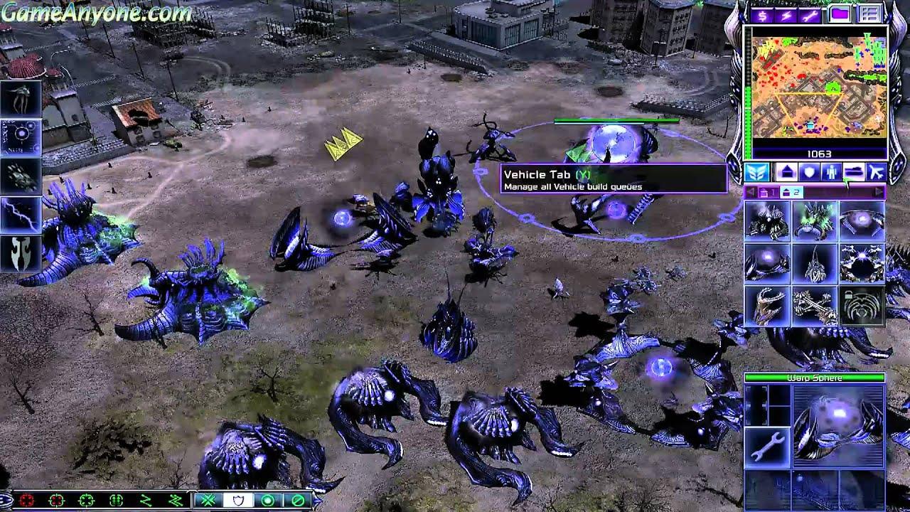Command & Conquer 3 Tiberium Wars İndir - Full …