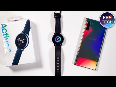 Обзор Samsung Galaxy Watch Active2 (2019): Самые крутые смарт-часы для Android?