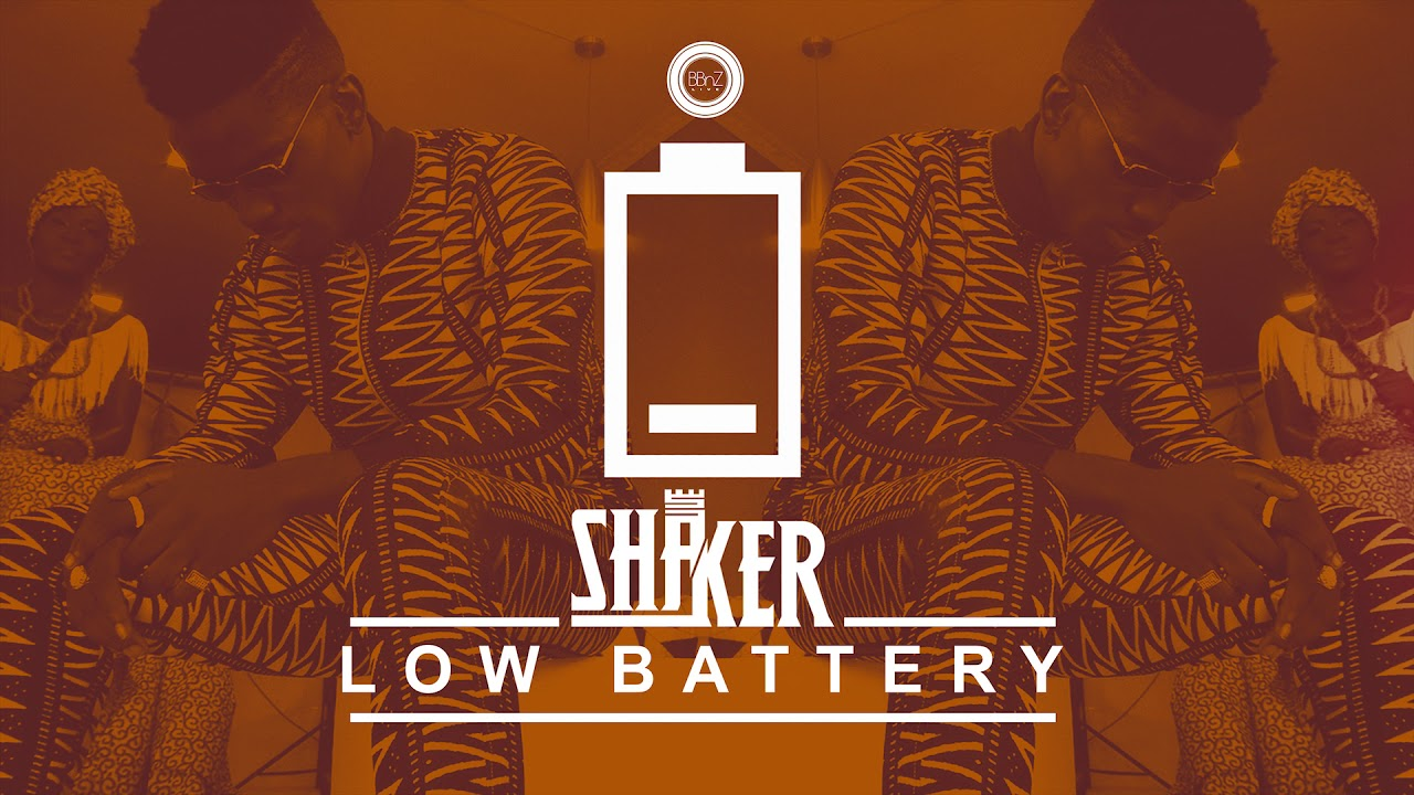LOW BATTERY - AUDIO SLIDE