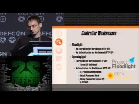 DEF CON 22 - Gregory Pickett - Abusing Software Defined Networks