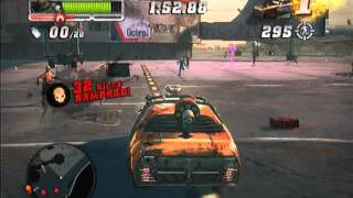 blood drive ps3 gameplay