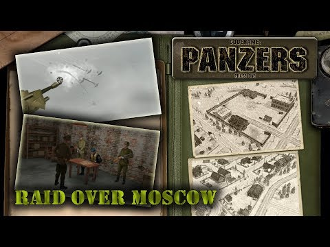 Codename: Panzers, Phase One. USSR mission 1