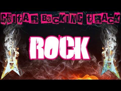 Rock Guitar Backing Track (Gm) | 110 bpm - MegaBackingTracks