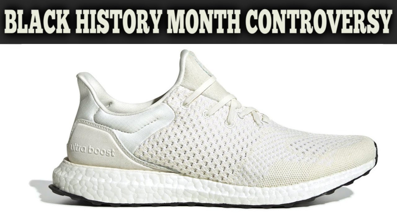 77fe2f5e6 Adidas Cancels Controversial Black History Month Sneaker - YouTube