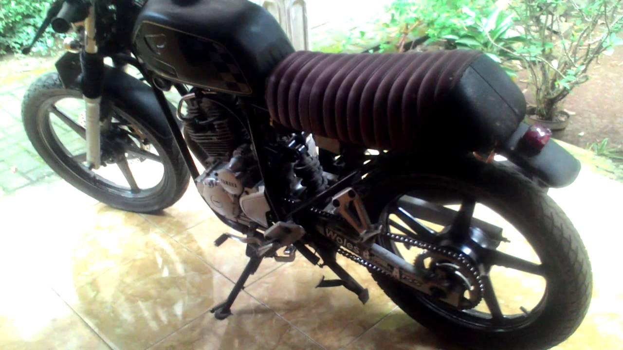 Modifikasi Yamaha Scorpio Z Japstyle Dana Minim