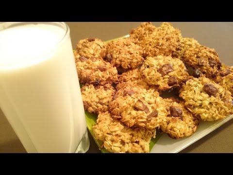 Как испечь овсяное печенье в духовке быстро и вкусно