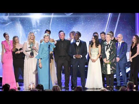"""""""Tres anuncios por un crimen"""" triunfa en los premios SAG"""