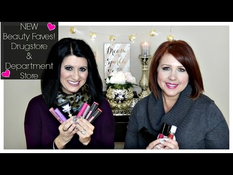 New Beauty Faves Drugstore & Department Store | The2Orchids