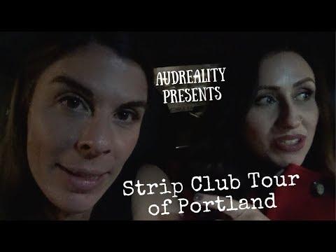 Strip Club Tour of Portland