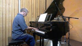 Eric Christian Limbo P. Barton, FEURICH 161 piano