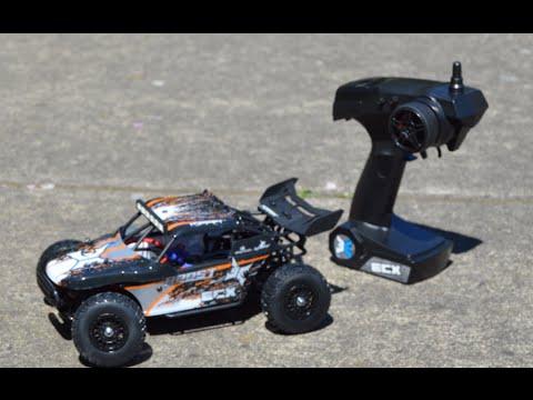 ECX 1/18 Roost Desert Buggy Unboxing