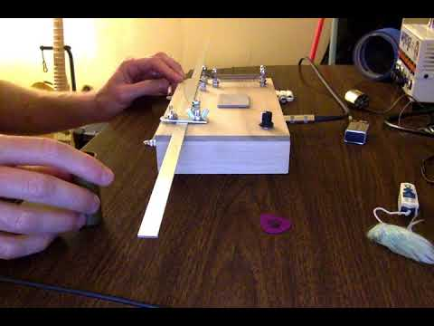 Homemade (DIY) Noise Box Instrument Sound Effects Maker