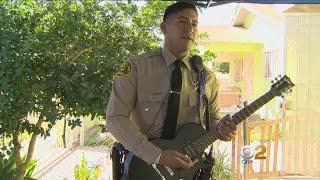 Deputy Responds To Noise Complaint, Joins Jam Sesssion