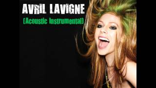 Avril Lavigne - Smile (Acoustic Instrumental)