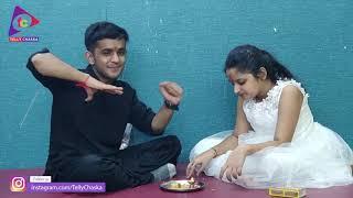 Veera and Ranvijay of Veer ki ardhas Veera celebrates Raksha Bandhan togather Tellychaska