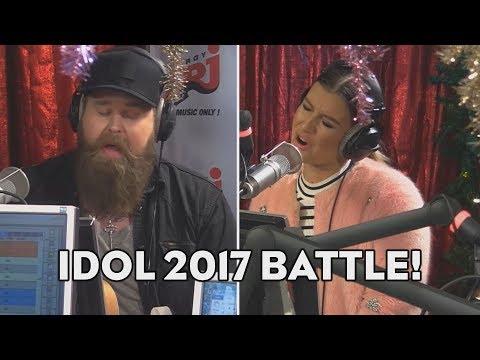 [VAKNA] Idol 2017: Duett Chris Kläfford och Hanna Ferm - NRJ SWEDEN