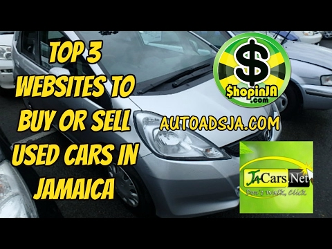 Legitimate Websites To Buy or Sell Used Automobiles Online In Jamaica