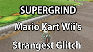 The Supergrind - Mario Kart Wii