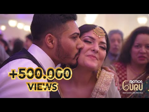 Best Punjabi Sikh Wedding Reception | Party | Hannover | Germany | Highlight | Dilprit Weds Manjit
