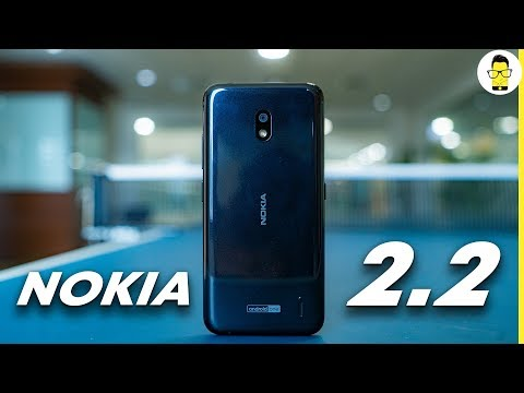Nokia 2.2: Unboxing, First impressions, and Camera samples