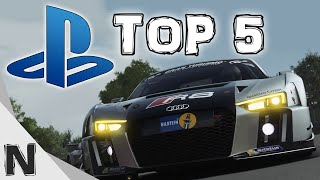 Top 5 Best Racing Games of 2016 & 2017 for PS4 (& some for XBOX ONE as well!)