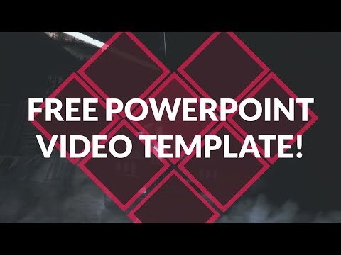 free-levidio-powerpoint-video-template