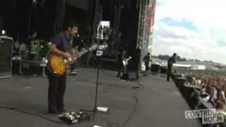 Taking Back Sunday - Liar (It Takes One To Know) Live @ Virgin Mobile Festival 2008