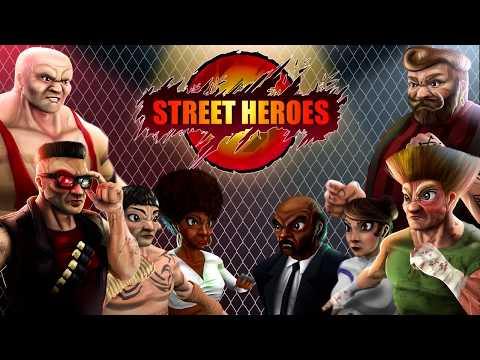 Mortal Street Fighter - Free Fighting Game