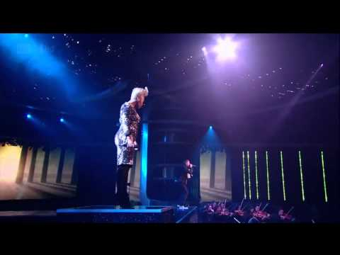 Professor Green on the Live Results Show - The X Factor 2011 Live Results Show 3 (Full Version)
