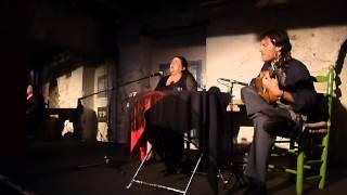 Ines Bacan + Pedro Peña Flamenco en France Paris