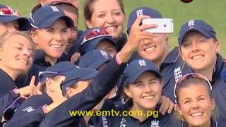 England in to Finals in ICC Women's World Cup