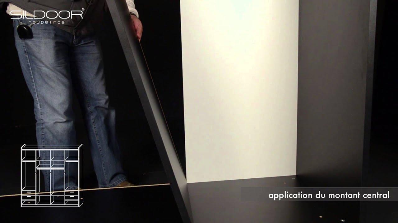 Placard À Portes Coulissantes placard à portes coulissantes - système hr - sildoor
