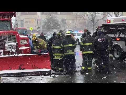 Mult-Vehicle Crash in Newark