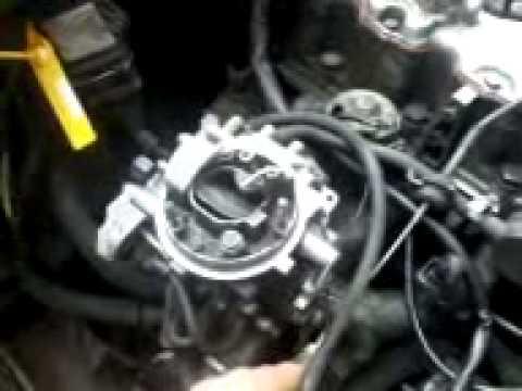 переделка инжектора на карбюратор опель омега а