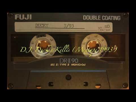 DJ Duckie - I Can't Get No Sleep (LA Mixtape 1993)