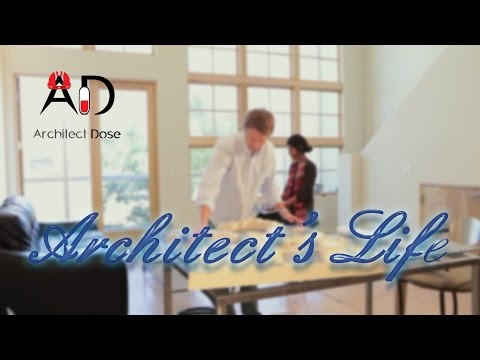 Architect's Life In Short Film