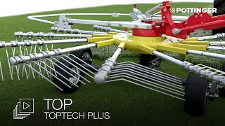 Foto von PÖTTINGER - TOP rakes - TOPTECH PLUS animation [PL]