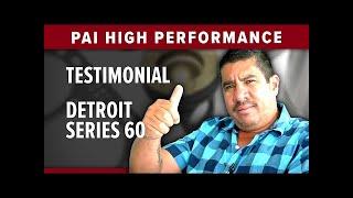 Soluciones PAI que ahorran - Teaser: PAI High Performance Engine Kit, Detroit Diesel Series 60