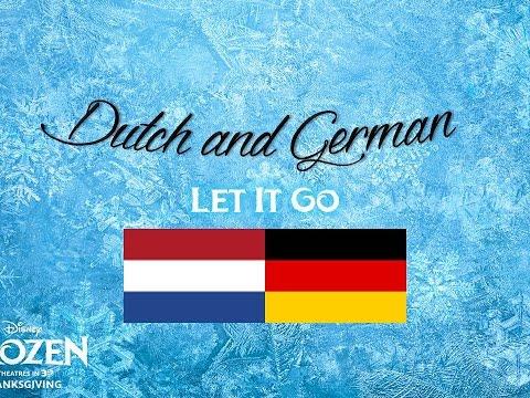 Frozen -Let It Go- Willemijn Verkaik Mix (Dutch & German)