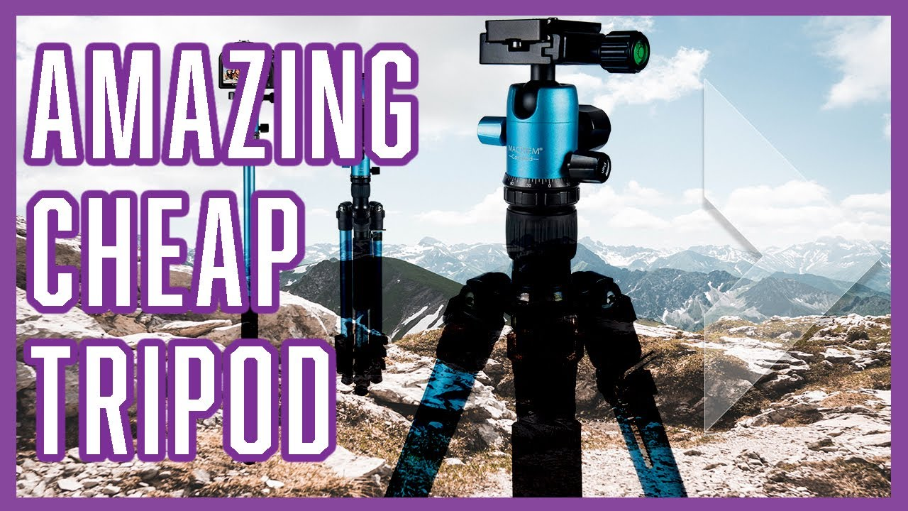 The Best Tripod You've Never Heard Of