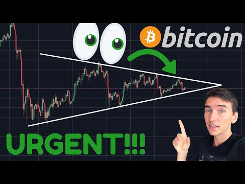 🚨 URGENT VIDEO!!! BITCOIN HUUUGE MOVE TODAY!!!!!!!!!!!!!!