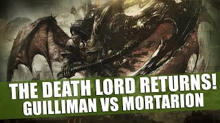 The Death Lord Returns ►Guilliman vs Mortarion