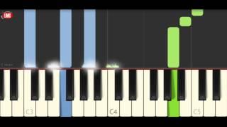 Terimakasih Guruku - Sri Widodo - Tutorial Piano