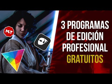 TOP 3 mejores programas para editar vídeos ¡GRATIS! (Sin marca de agua) 2017 | ATMAN ESTUDIOS