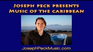Joseph Peck - Music of the Caribbean - School Assembly Promo